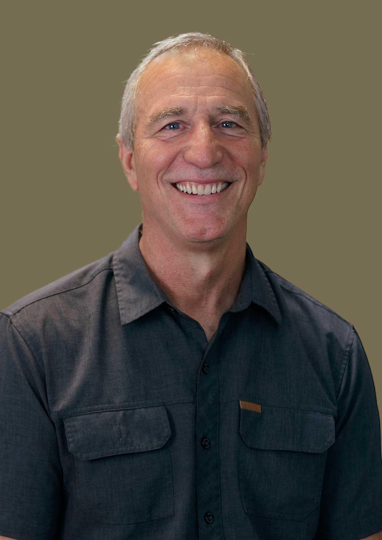 Rev. Clint Regen